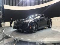2018纽约车展:凯迪拉克 CT6 V-Sport