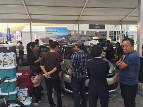 2018(第二届)三门峡春季汽车博览会圆满落幕