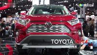 2018纽约车展:全新一代丰田RAV4