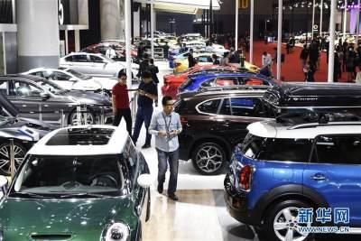 2018杭州国际汽车博览会即将在G20展馆盛大开幕