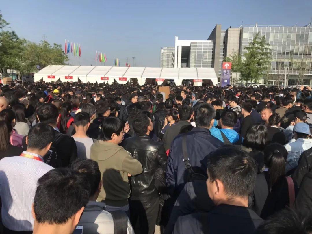 图说北京车展:新老势力PK之外的亮点
