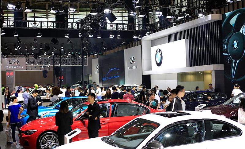 南京汽车展览会门票