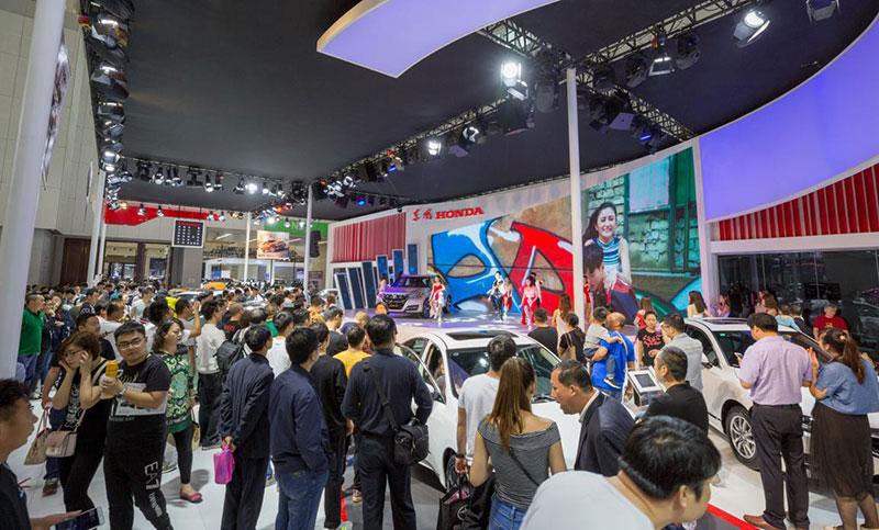 2018第七届中国(天津)国际汽车工业展览会圆满谢幕