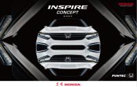 东风Honda全新概念车INSPIRE Concept即将亮相太原车展