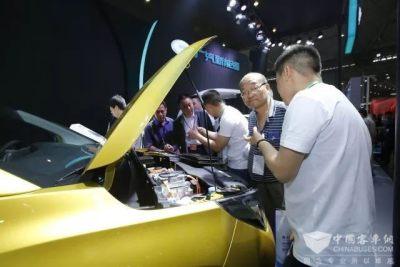 第四届成都国际新能源车展圆满闭幕,8月3日昆明再相见