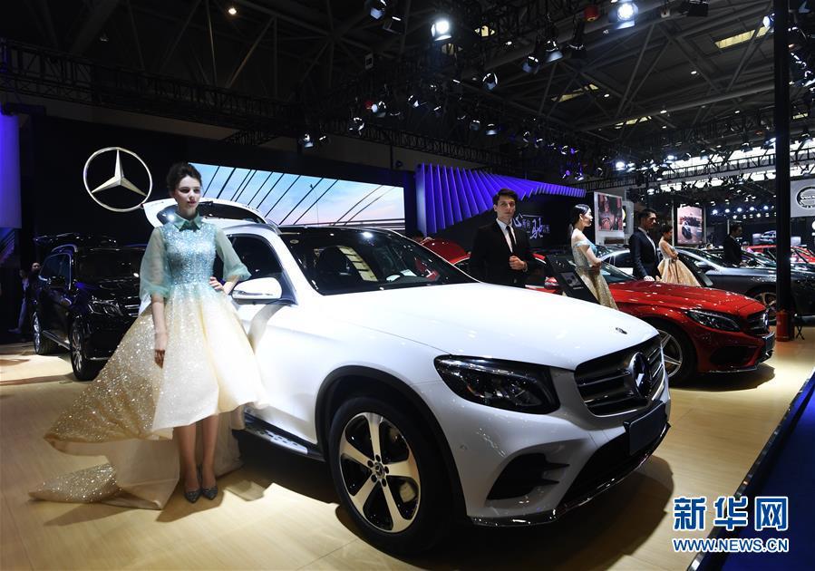 2018重庆国际车展拉开帷幕