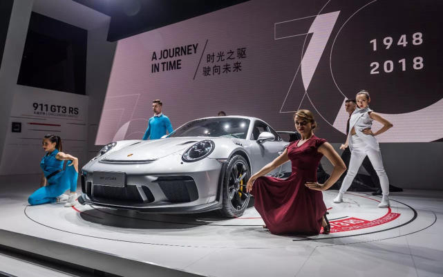 """2018深港澳车展""""保时捷之夜"""",时光之驱、使向未来!"""