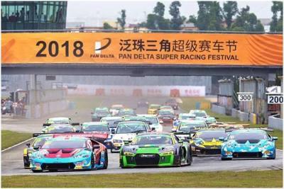 泛珠三角超级赛车节+埃森改装车展 珠三角汽车迷才有的福利