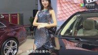 珠海国际车展开幕 车模靓丽吸睛