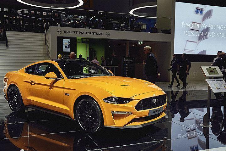 福特将缺席巴黎车展以及2019日内瓦车展