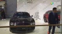 2018唐山国际车展豪车美女震撼来袭