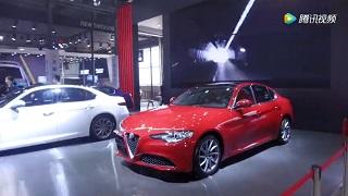 2017徐州五一车展各种跑车现场吸睛