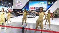 2017呼和浩特国际车展豪车美女吸睛!
