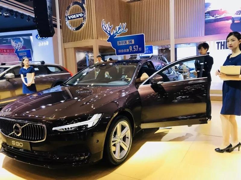2018太原520国际车展,爱 沃 就