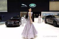 2018太原国际车展 | 捷豹路虎展台耀目绽放