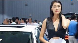 2017成都车展现中国最美车模!