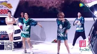 2017乌鲁木齐车展DJ靓妹