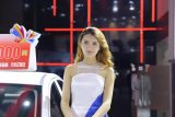 杭州车展开幕超美美美美的车模都在这儿!