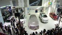 台州温岭车展凯迪拉克XT5无人机上市揭幕