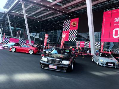 要的就是疯狂!要的就是刺激!十一深圳国际车展不嗨不散!