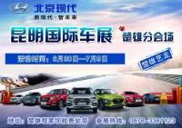 2018昆明國際車展 | 楚雄藝龍展廳政策同步,鉅惠全城!