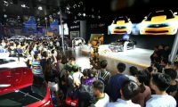 三门峡秋季车展9月举行 400余款新车盛装亮相