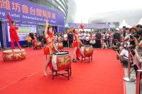 第十三届(秋季)中国潍坊鲁台国际车展今日盛大启幕