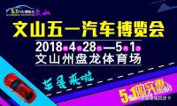 文山5.1國際車展正在路上,你想要的都給你!