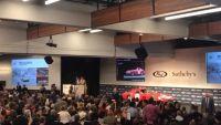 法拉利卖出3.3亿,圆石滩车展竟还出现了获奖国产经典车!