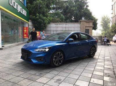 2018成都车展探馆:福特全新福克斯曝光