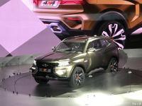 2018莫斯科车展:拉达4X4 VISION概念车