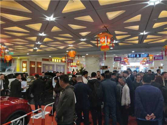 2018年第十八届砖头汽车哈尔滨汽车电商购车