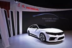 东风Honda全新概念车INSPIRE Concept亮相太原车展