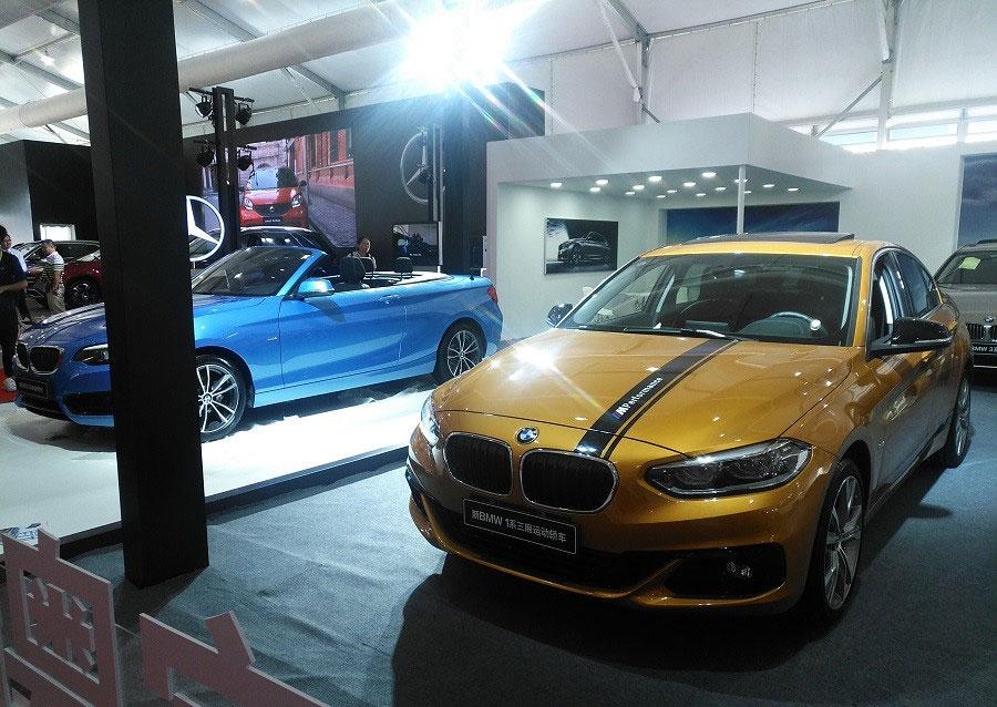 第八届中国-东盟(柳州)汽车工业博览会隆重开幕