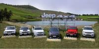 牡丹江春季车展 全新Jeep大指挥官携全系爆款感恩矩献