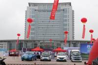 80余款新能源汽車亮相連云港車展