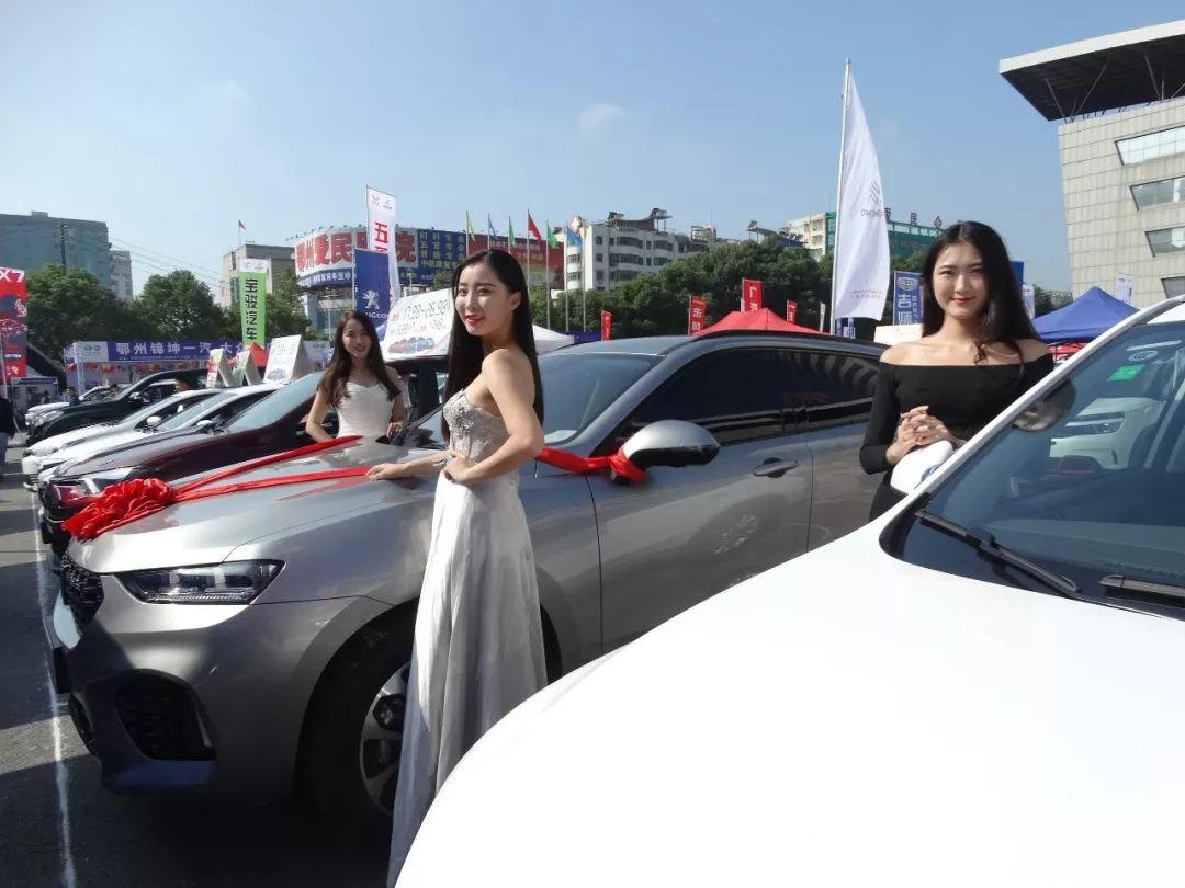 2018鄂州广电春季车展