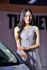 2018第十二届锦州车展开幕 车模美照
