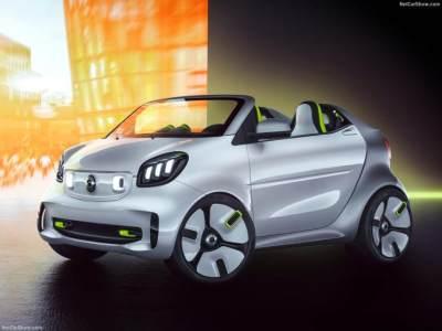 smart Forease将在巴黎车展上正式发布