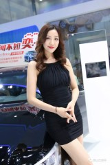 2018佛山春季潭州国际车展 - 模特掠影