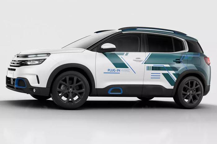 雪铁龙C5 Aircross插电混动概念车