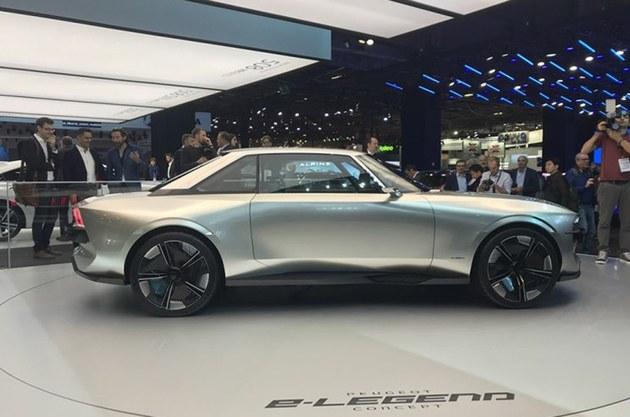 标致e-Legend概念车