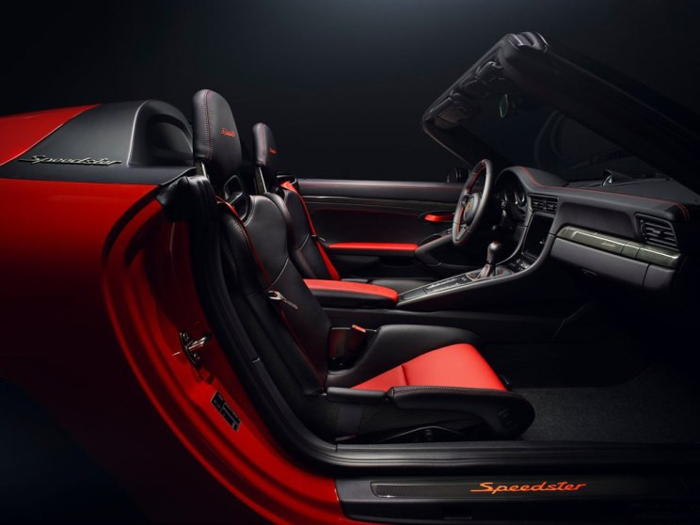 保时捷911 Speedster II概念车