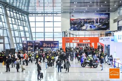 武汉国际车展开幕 附观展攻略