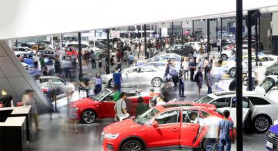 第二届青岛国际汽车嘉年华17日至22日在即墨国际博览中心举行