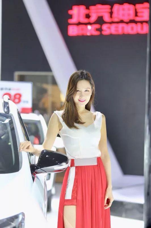 2018中國(沈陽)國際汽車展覽會靚麗車模