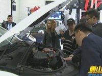 唐山南湖国际车展开幕!新能源车型成展会焦点!