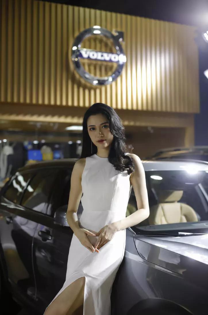 第24届泉州国际车展热辣车模
