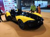 英国的Zenos品牌亮相澳门车展