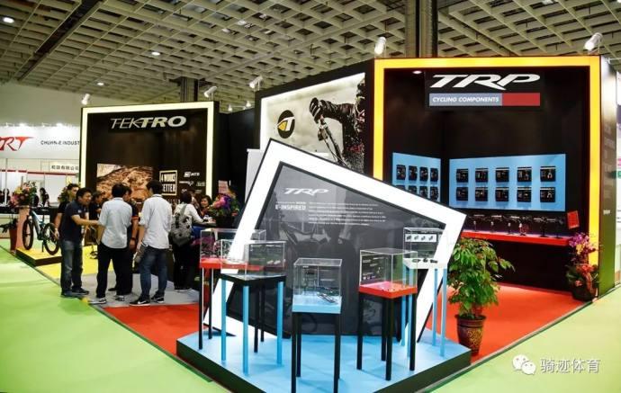 第31届台北国际自行车展速览